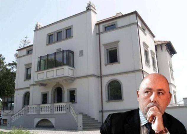 Lusi e altri abusi edilizi la supervilla da metri quadri del tesoriere a genzano politica - Calcolare metri quadri casa ...