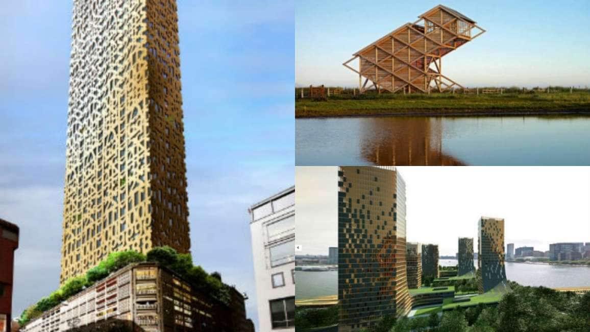 Parete Di Legno Cruciverba : Welcome to the jungle i grattacieli del futuro? in legno! anzi in