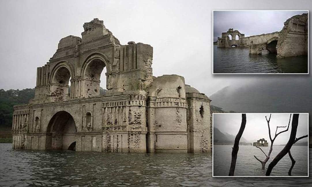 Le rovine di una misteriosa chiesa del 1500 riemergono for Tempio di santiago