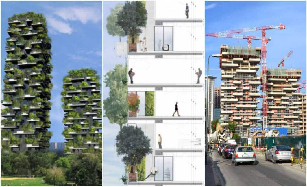 Boeri va forte a francoforte bosco verticale il for Bosco verticale architetto