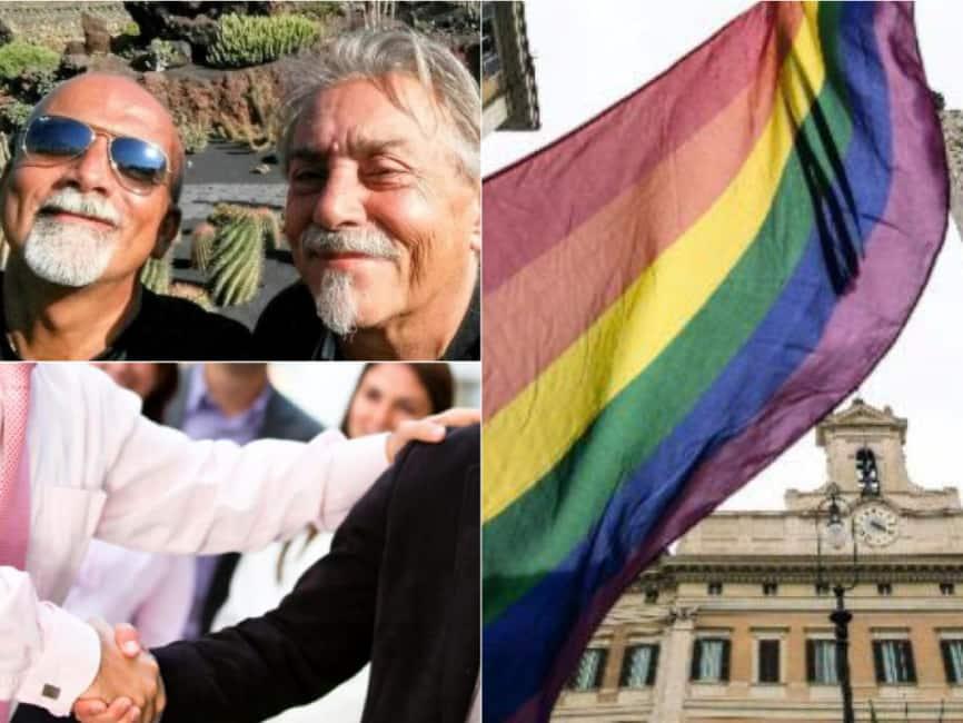 Dai falsi ciechi ai finti gay italiani popolo di for Ciechi in italia