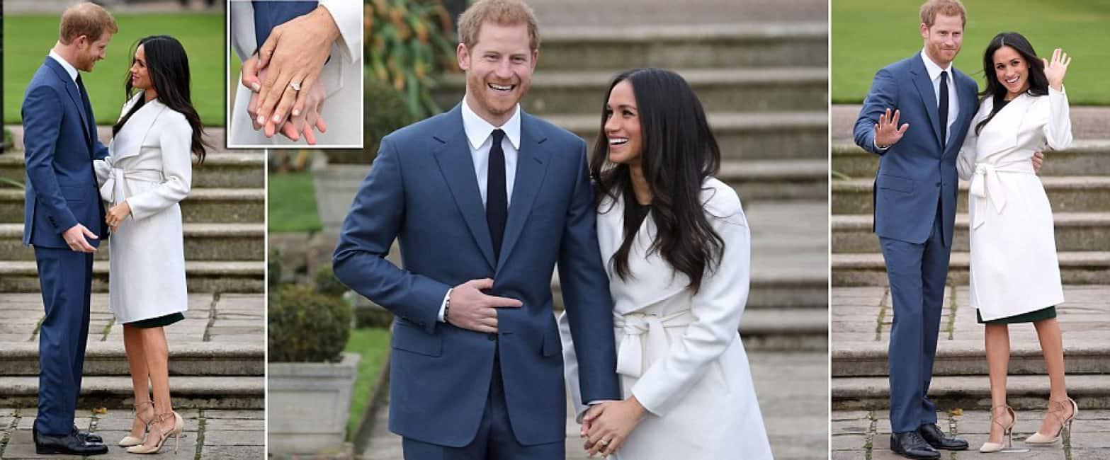 Matrimonio Megan E Harry : Dopo la notizia del fidanzamento ufficiale harry e meghan