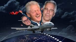 bill clinton dershowitz epstein aereo lolita express