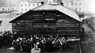 orchestra di auschwitz