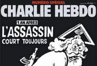 CHARLIE HEBDO UN ANNO DOPO