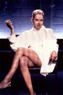 sharon stone in basic istinct