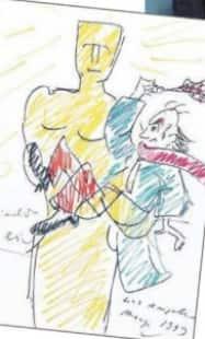 federico fellini disegni