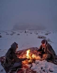 neve in arabia saudita 2