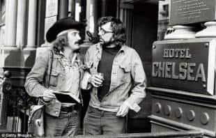 Dennis Hopper con terry Southern