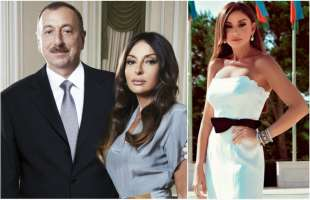 Ilham Aliyev e Mehriban Aliyeva