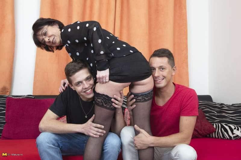 Ciò che è sesso milf