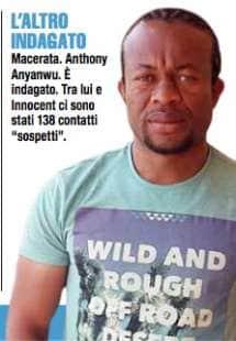 la morte di pamela mastropietro anthony anyanwu