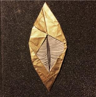 origami clitoride