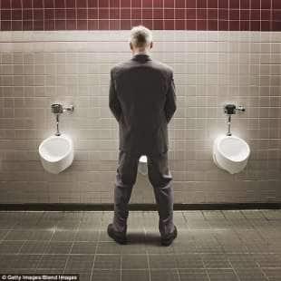 analisi prostata urinals