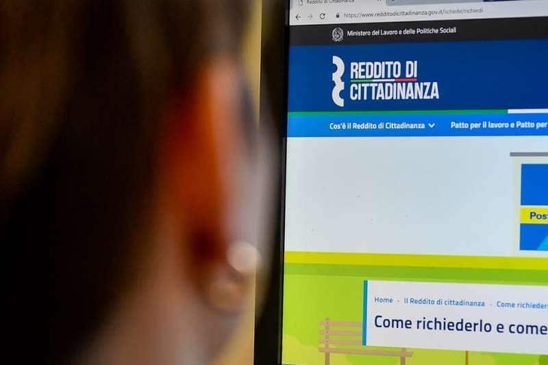 il sito per il reddito di cittadinanza 4