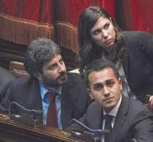 ROBERTO FICO - GIULIA SARTI - LUIGI DI MAIO
