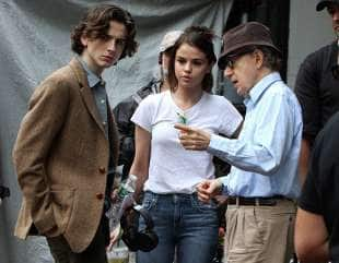 WOODY ALLEN - A RAINY DAY IN NEW YORK