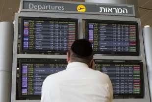 aeroporto ben gurion tel aviv6