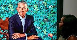 il ritratto di barack obama 1