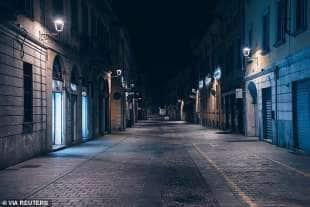 strada vuota a san fiorano