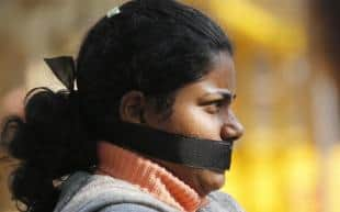 india india proteste stupro