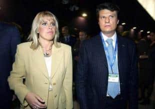 Baby Squillo Il Matrimonio Di Alessandra Mussolini E Andato In Frantumi Cronache