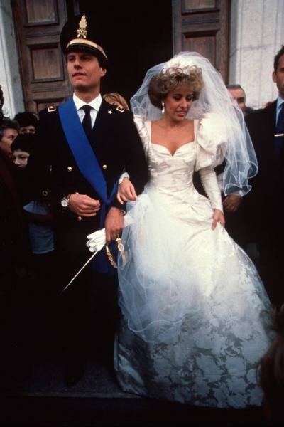 Baby Squillo Il Matrimonio Di Alessandra Mussolini E Andato In Frantumi Dagospia