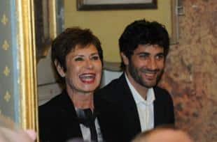 Corinne Clerye e Angelo Costabile
