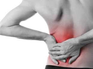 mal di schiena con improvvisa perdita di peso