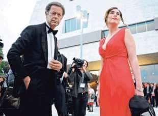ALBERTO BIANCHI E MARIA ELENA BOSCHI
