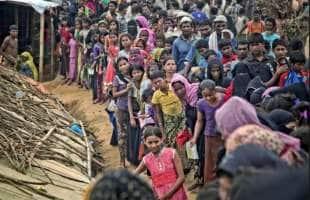 anche in Birmania i rohingya (islamici) hanno fatto di tutto, compresi atti violenti, per avre la shariah