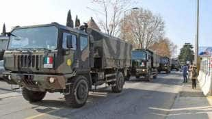 exèrcit a Bèrgam per treure els taüts 3