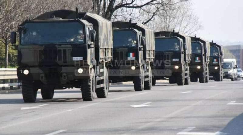 exèrcit a Bèrgam per treure els taüts 4