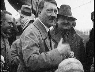 Hitler su archivio Pathe