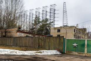 chernobyl ospedale di pripyat