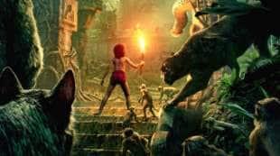 Il libro della giungla the jungle book baloo mowgli bagheera