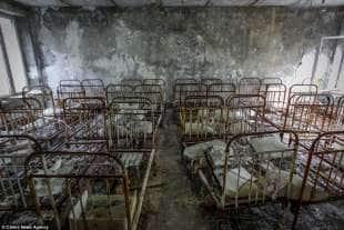 un asilo dopo chernobyl