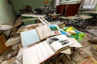 una scuola 30anni dopo chernobyl