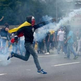 CARACAS PROTESTE 5