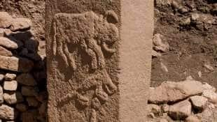 Gobekli Tepe - Stele dell avvoltoio