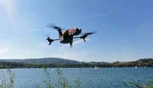 IGOR VACLAVIC - RICERCA CON DRONI