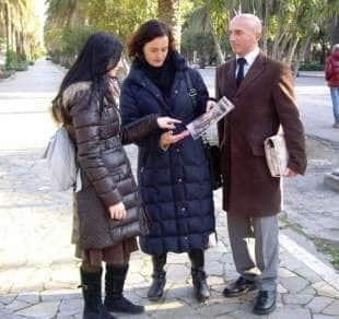 Testimone di Geova che risale Australia