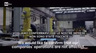 PUNTATA DI REPORT SU BERGAMO
