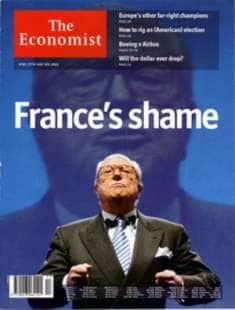 LE PEN ECONOMIST 2002