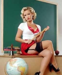 California insegnante porno