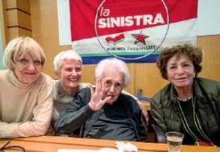 GINEVRA BOMPIANI - MARILENA GRASSADONIA - ROSSANA ROSSANDA - LUCIANA CASTELLINA