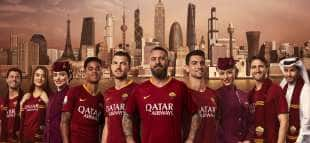 roma qatar airways