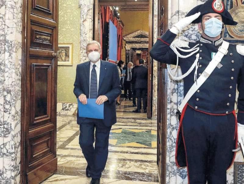 IL DISCORSO DI IGNAZIO VISCO DURANTE L EMERGENZA COVID
