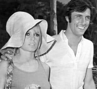 Gigi Rizzi e Brigitte Bardot