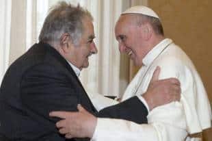 mujica e papa